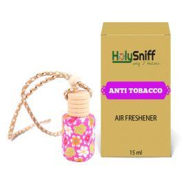 Anti Tobacco hanging Air Freshener for Car(15 ML)
