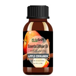 Apple Cinnamon Aroma Oil For Diffuser(15ML)