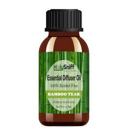 Bamboo Teak Aroma Oil For Diffuser(15ML)