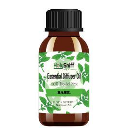 Basil Oil Aroma Oil For Diffuser(15ML)
