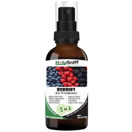 Berries (2in1) Air Freshener (Mist Sprayer/Diffuser Oil) (30 ml)
