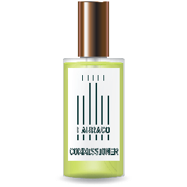 Commissioner Men, A customized perfume (50 ml) for Him
