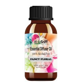 Fancy Floral Aroma Oil For Diffuser(15ML)