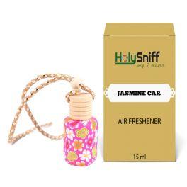 Jasmine Car hanging Air Freshener for Car(15 ML)