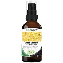 Just Lemon (2in1) Air Freshener (Mist Sprayer/Diffuser Oil) (30 ml)