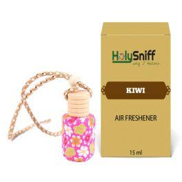 Kiwi hanging Air Freshener for Car(15 ML)
