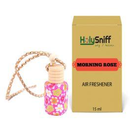 Morning Rose hanging Air Freshener for Car(15 ML)