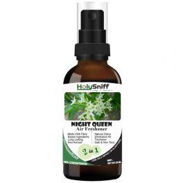 Night Queen (2in1) Air Freshener (Mist Sprayer/Diffuser Oil) (30 ml)