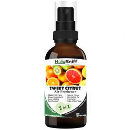 Sweet Citrus (2in1) Air Freshener (Mist Sprayer/Diffuser Oil) (30 ml)